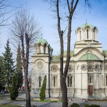HramSvVelikomucenikaGeorgijaBeograd-Cukarica