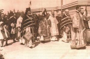 OsvecenjeHrama1932