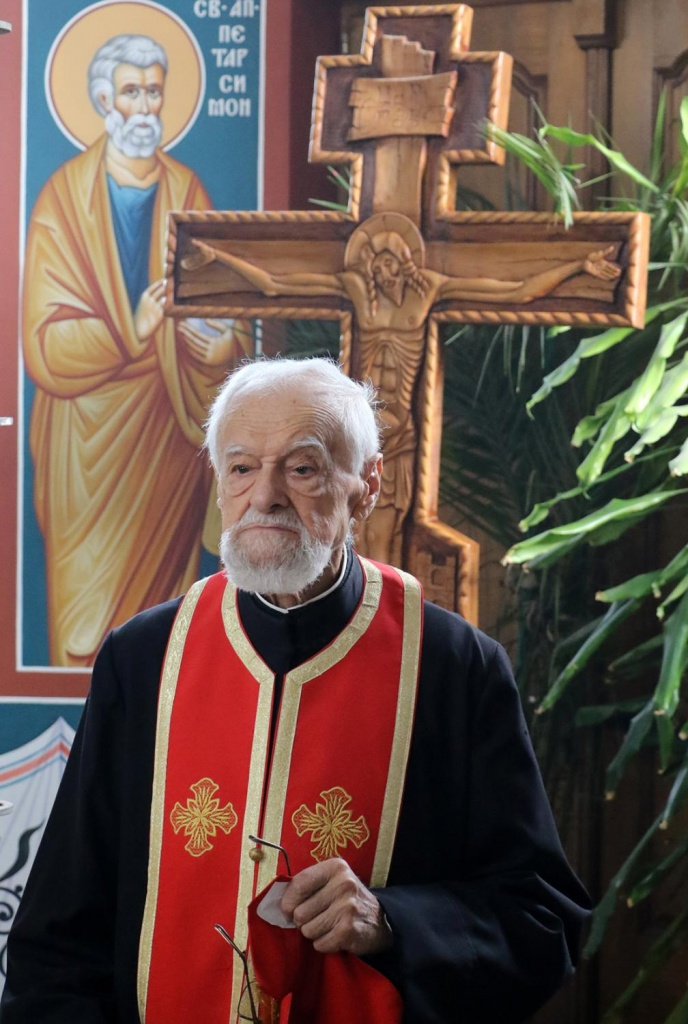 Прота Томислав Јовановић (1931-2021)